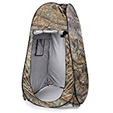 OUTAD Outdoor Portable Pop up Tent with Windows Camping Beach Toilet Shower Changing Room Bag