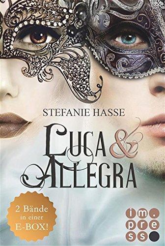 Alle Bände in einer E-Box! (Luca & Allegra ) von [Hasse, Stefanie]
