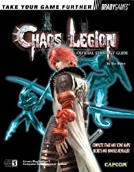 Chaos Legion(tm) Official Strategy Guide (Bradygames Take Your Games Further) by Dan Birlew (2003-07-25)