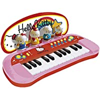 Reig Hello Kitty Electric Piano with Figures