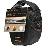 CamLink CL-CB30 Etui Noir, Orange