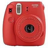 Fujifilm Instax Mini 8 Fotocamera Istantanea per Stampe Formato 62x46 mm, Lampone - Fujifilm - amazon.it