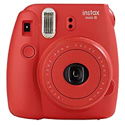 Instax Mini 8 Camera - Raspberry
