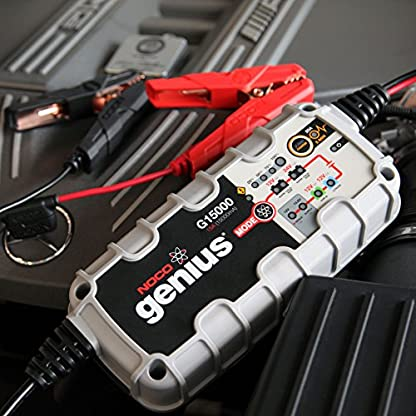 5169uPQxTFL. SS416  - NOCO Cargador de batería Inteligente Pro Series UltraSafe