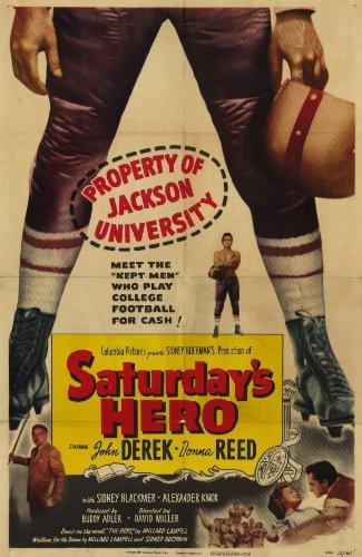 sabato-s-hero-poster-film-in-11-17-x-28-cm-x-44-cm-soggetto-john-derek-alexander-donna-reed-sidney-b