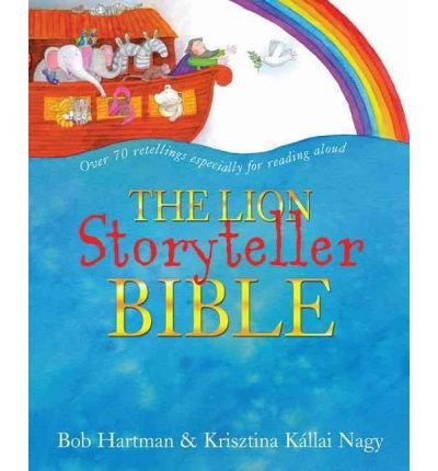 THE LION STORYTELLER BIBLE BY (Author)Hartman, Bob[Hardcover]Sep-2009