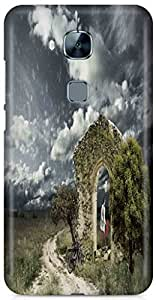 Sand Dunes Designer Printed Hard Back Case cover for Huawei G8