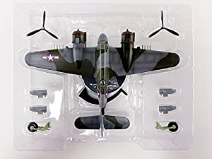 Solido-Bristol-Beaufighter MK IV-Córcega 1944Coche de ferrocarril de Collection, 7200005, Gris/Verde