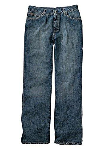 Jeans Pour Homme coupe Boot-Cut de Eddie Bauer foncé délavé