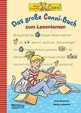 LESEMAUS zum Lesenlernen Sammelbände: Das große Conni-Buch zum Lesenlernen: Einfache Geschichten zum Selberlesen - Lesen lernen, üben und vertiefen