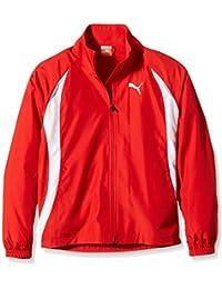 PUMA Jacket Pullover Jacket &TBRunningWarmup PUMA red