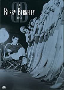 Busby Berkeley disc (The Musical Numbers) 1933 - 1937
