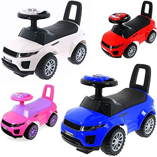 Baby-pur Kinderauto Rutscher Rutschauto Laufauto Ride-on Car SportCar Jungen & Mädchen mit Musik und Hupe (Jungen Cars Für Ride On)