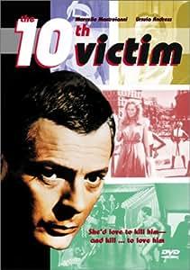 The 10th Victim (La Decima vittima) [Import USA Zone 1]