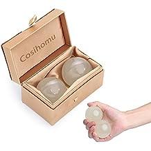 Chino bolas, Baoding saludable masaje ejercicio antiestrés Afganistán Jade bolas por cosihomu, regalo de Navidad