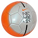 Nike Ball Neymar Prestige, Black/Wolf Grey/Total Orange, 5, SC2712-010