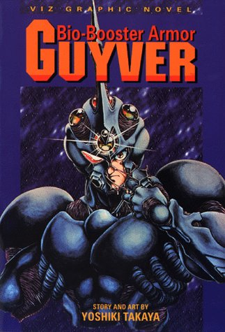 Bio-Booster Armor Guyver: 1 (Viz Graphic Novel) Test