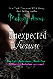 Unexpected Treasure - The Lost Andersons - Billionaire Bachelors Continued - Book One