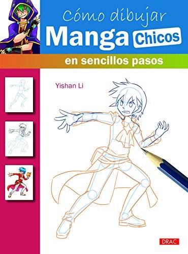 Cómo Dibujar Manga Chicos por Yishan Li
