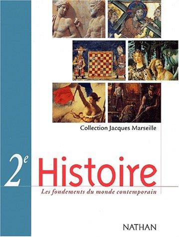 Histoire 2de : livre de l'élève