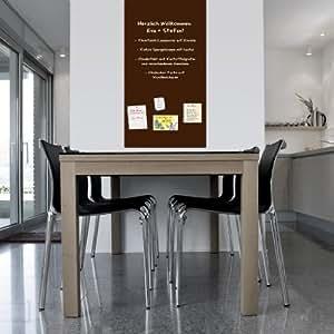 tafelfolie wandfolie klebefolie kreidetafel m belfolie memotafel selbstklebend magnetisch. Black Bedroom Furniture Sets. Home Design Ideas