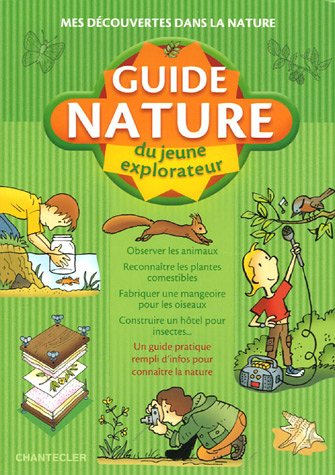 Guide nature du jeune explorateur par Son Tyberg