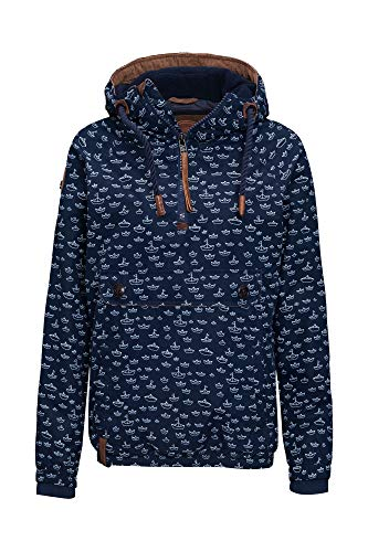 Naketano Female Jacket Freedom Got A Shotgun, boat I, Gr. XL