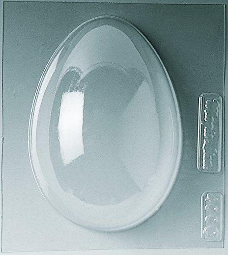 Silikomart 70.201.99.0060 stampo in policarbonato per realizzare uova di pasqua by, 10x20x30 cm, nailon