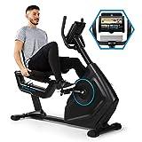 Capital Sports Evo • Ergometer • Heimtrainer • Bluetooth • magnetisches Bremssystem mit 32 Leveln • App-Integration • Option bis 21 kg Schwungmasse • Tablet-Halterung • Pulssensor