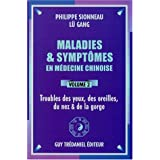 Troubles des yeux, des oreilles, du nez et la gorge (Maladies & symptomes medecine)