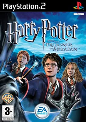 Harry Potter and the Prisoner of Azkaban (PS2) by Electronic Arts