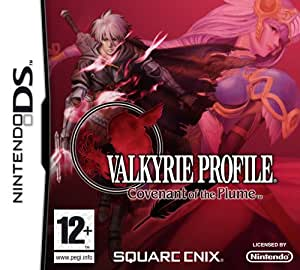 Valkyrie Profile: Covenant Of The Plume (Nintendo DS) [import anglais]