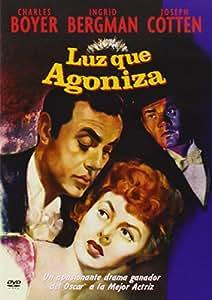 Luz Que Agoniza (Import Dvd) (2004) Charles Boyer; Angela Lansbury; Barbara Ev