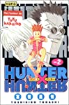 Hunter X Hunter Edition simple Tome 2