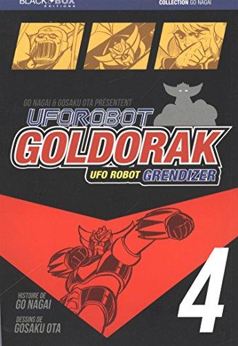 Goldorak Vol.4