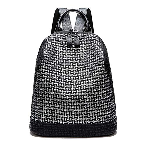 Tisdaini® Damen Rucksackhandtaschen diebstahlsicherer trendiger freizeit reise schulrucksack