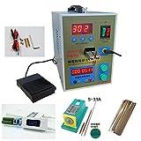 Knokoo Hohe Qualität Präzision Puls Batterie Schweißgerät 787A Micro-Computer Lötstation für Schweißen Eisen Edelstahl