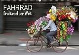 Fahrrad - Drahtesel der Welt (Wandkalender 2013 DIN A4 quer): Mehr als ein Fortbewegungsmittel (Monatskalender, 14 Seiten)