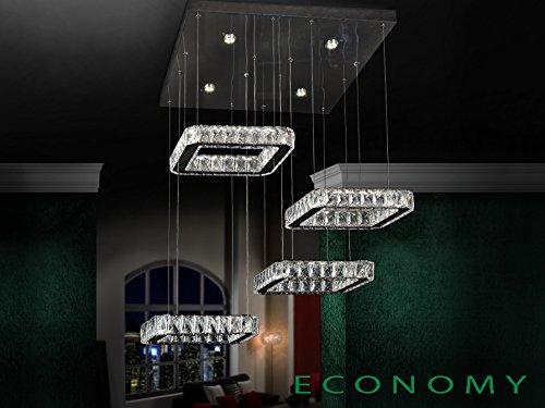 Hogar Decora Energiesparende LED · lliva · 4Quadrate Decora Led
