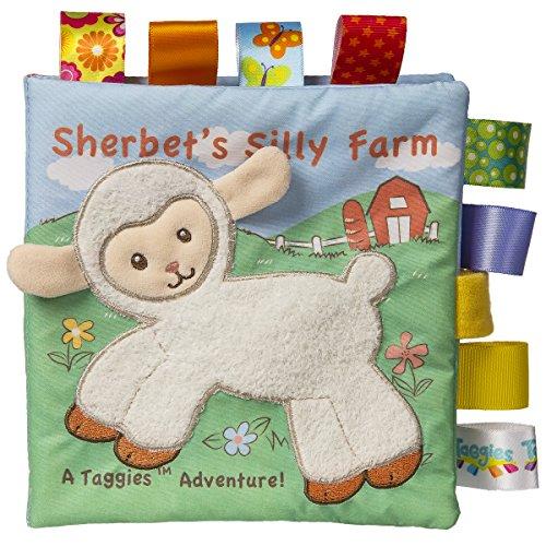 ggies Sherbet Lamm Weiches Buch Spielzeug ()