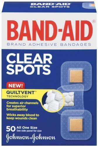 band-aid-brand-adhesive-bandages-clear-spots-50-count-by-band-aid