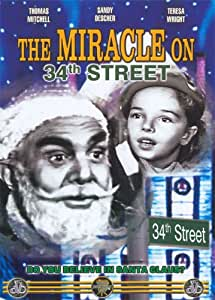 Miracle on 34th Street [DVD] [Region 1] [US Import] [NTSC]
