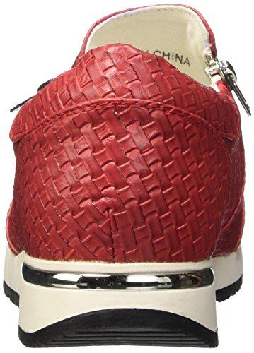 North Star Damen 5315114 Pumps Rot (Rosso)