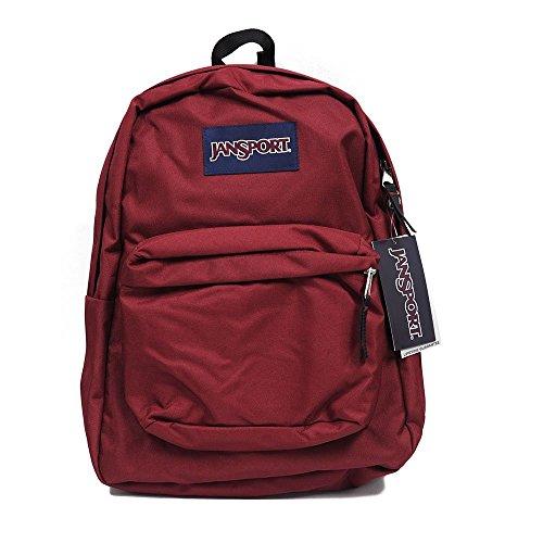 Mochila Jansport Superbreak Mochila escolar Original: Viking Seleccionar color rojo