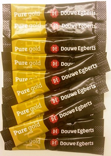 100 x Douwe Egberts Pure Gold 1 Cup Coffee Sachets  100 x Douwe Egberts Pure Gold 1 Cup Coffee Sachets 516AGFNamJL