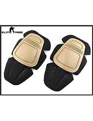 Protection militaire Protecteurs de genou combat tactique genouillère pour Gen3 pantalon