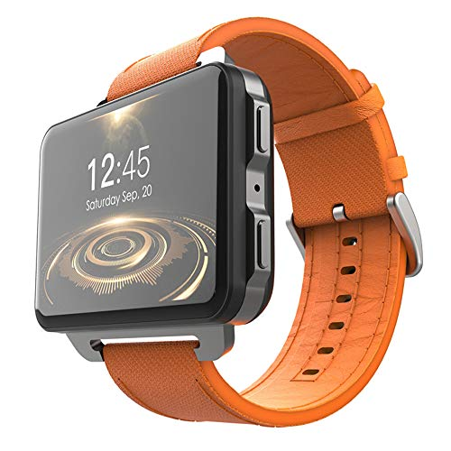 ZMCY Smart Watch, LEMFO LEM4 PRO 3G 2.2 Pollici Grande Schermo 1.3MP Fotocamera MT6580 Quad Core 1.3 GHz 1 GB RAM 16 GB Rom GPS...