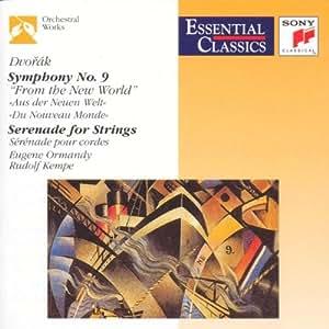 Dvorak - Symphony 9; Serenade for Strings