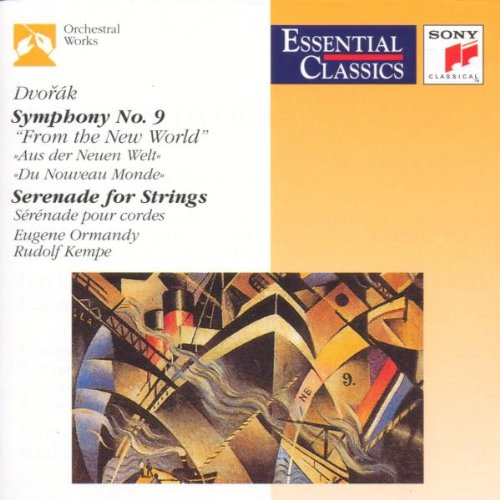 """Sony Classical Symphony No. 9 """"From the New World"""" / Serenade for Strings"""