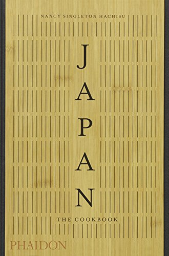 Japan : The cookbook par Nancy Singleton Hachisu